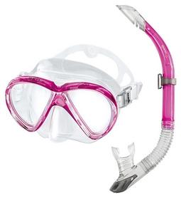 Набор для дайвинга детский (маска+трубка) Mares Marea, розовый (411720/PK)