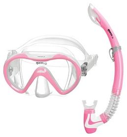 Набор для дайвинга детский (маска+трубка) Mares Vento Jr, розовый (411748/PK)