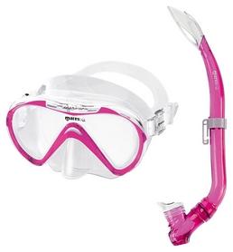 Набор для дайвинга детский (маска+трубка) Mares Seahorse, розовый (411749/PK.CL)