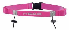 Ремень для номера Head, розовый (455267.fx)