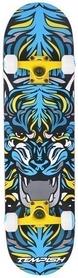 Скейтборд Tempish Tiger, желтый (106000042)