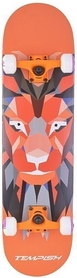 Скейтборд Tempish Lion, оранжевый (106000043)