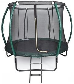 Батут с защитной сеткой Fit-On Maximal Safe - 8ft, 252cм (FN-CH003)