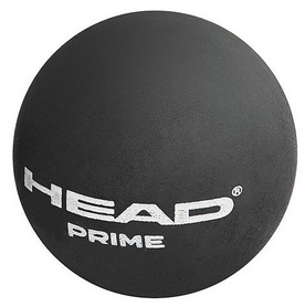 head Мяч для сквоша ТН Head 17 287306 Prime Squash Ball (DYD) BK (726424349838)