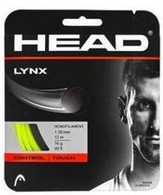 Струна теннисная для ракетки ТН HEAD 17 281784 Lynx (set) 16 YW, 12 м (726423942269)