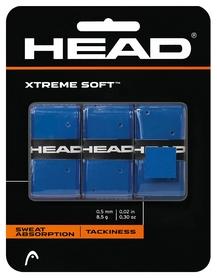 Намотка для теннисной ракетки Head 285104 XtremeSoft Grip Overwrap, dozen 2018, синий (724794482100)