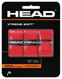Намотка для теннисной ракетки Head 285104 XtremeSoft Grip Overwrap, dozen 2018, красный (724794482124)