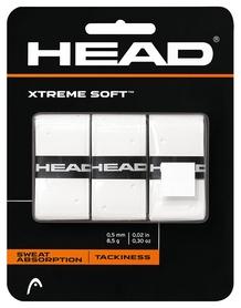 Намотка для теннисной ракетки Head 285104 XtremeSoft Grip Overwrap, dozen 2018, белый (724794482131)