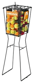 Корзина для теннисных мячей ТН Head 18 287251 Ball Basket with separator (726423521969)
