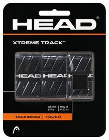 Намотка для теннисной ракетки Head 285124 Xtreme Track Overwrap, dozen 2018, черная (724794498033)