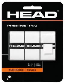 Намотка для теннисной ракетки Head 282009 Prestige Pro Overwrap 2018, белая (724794915738)