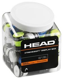 Намотка для теннисной ракетки Head 285712 XtremeSoft Display Box 2018, черная (726423555148)