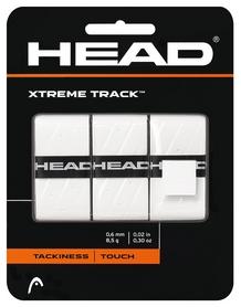 Намотка для теннисной ракетки Head 285124 Xtreme Track Overwrap, dozen 2018, белая (726423708452)
