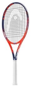 Ракетка для большого тенниса Head 232608 Graphene Touch Radical Pro U30 2018, оранжевая (726424594627)