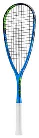 head Ракетка для сквоша Head 212017 Extreme 120 S00, голубая (726424494576)