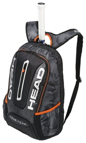 Рюкзак спортивный Head 283148 Tour Team Backpack BKRD 2018 - серебристый, 36х18х55 см (726424519613)
