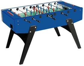 Футбол настольный Garlando G-2000, синий (G2000BLUCVL)