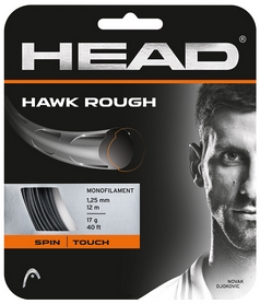 Струна теннисная для ракетки Head Hawk Rough (set) 17 AN (281126)