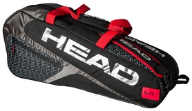Сумка-чехол для теннисных ракеток Head Elite 6R Combi BKRD (283448)