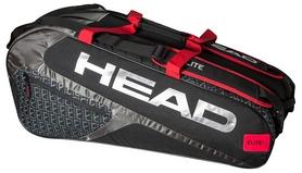Сумка-чехол для теннисных ракеток Head Elite 9R Supercombi BKRD (283438)