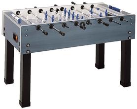 Футбол настольный Garlando G-500 Weatherproof, синий (G500WBLUCLA)
