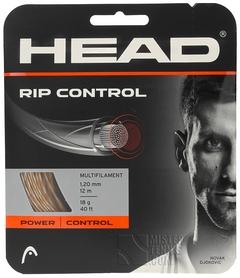 Струна теннисная для ракетки Head RIP Control Set17 - золотая