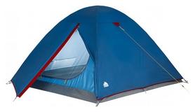 Палатка двухместная Trek Planet Dallas 2, синяя (20048220070101)