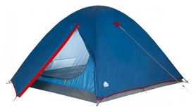 Палатка трехместная Trek Planet Dallas 3, синяя (20048220070103)
