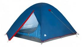 Палатка четырехместная Trek Planet Dallas 4, синяя (20048220070105)
