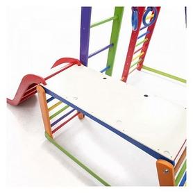 Фото 4 к товару Комплекс спортивный детский SportBaby BambinoWood Color Plus 1-1