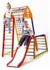 Комплекс спортивный детский SportBaby BambinoWood Color Plus 1-1 - фото 1