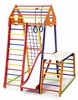 Комплекс спортивный детский SportBaby BambinoWood Color Plus 1-1 - фото 2