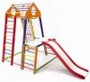 Комплекс спортивный детский SportBaby BambinoWood Color Plus 1-1 - фото 3