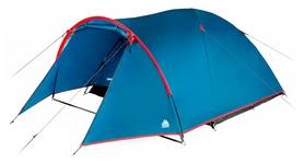 Палатка четырхместная Trek Planet Tampa 4, синяя (20048220070115)