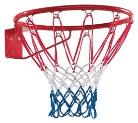 Кольцо баскетбольное с сеткой SportBaby, 45 см (sport-29)