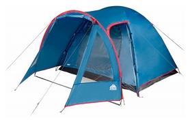 Палатка четырехместная Trek Planet Texas 4 синяя (20048220070117)