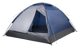Палатка четырехместная Trek Planet Lite Dome 4, синяя (20048220070124)