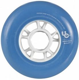 Колесо для роликов Powerslide Chamelleon (Bullet Radius) 406121/86 - 90mm/86a, голубое (4040333426838)