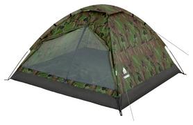 Палатка четырехместная Trek Planet Fisherman 4, камуфляжная (20048220070128)
