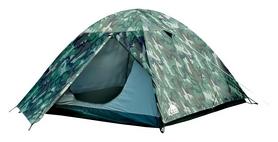 Палатка четырехместная Trek Planet Alaska 4, камуфляжная (20048220070163)