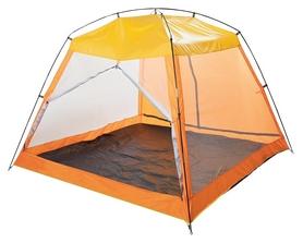 Палатка трехместная пляжная Trek Planet Malibu Beach, оранжевая (20048220070251)