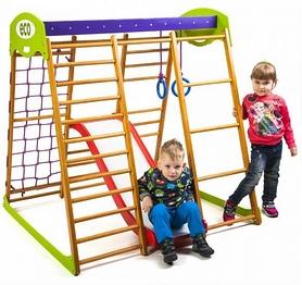 Комплекс спортивный детский SportBaby Карамелька Plus 1 (SB-020)