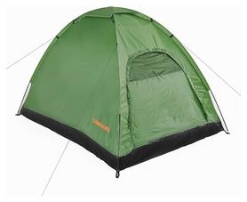 Палатка двухместная Treker MAT-103, зеленая