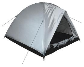 Палатка трехместная Treker MAT-119, серая