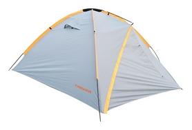 Палатка четырехместная Treker MAT-134, серая