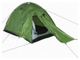 Палатка двухместная Treker MAT-136, зеленая