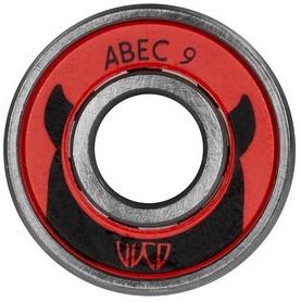 Подшипники для роликов Powerslide Wicked 310006 '2018 - Abec 9 608 Freespin, 16 шт (4040333424322)