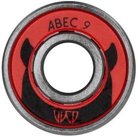 Подшипники для роликов Powerslide Wicked 310061 '2018 - Abec 9 Freespin Tube, 16 шт (4040333480809)