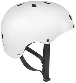 Шлем для катания на роликах Powerslide Allround Adults 903060/5 '2018, белый (40403332512)