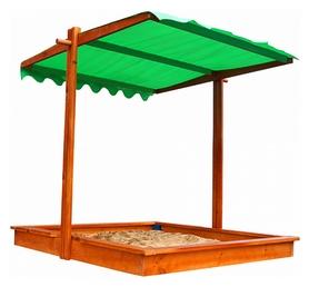 Песочница деревянная SportBaby SB-pesoch-22